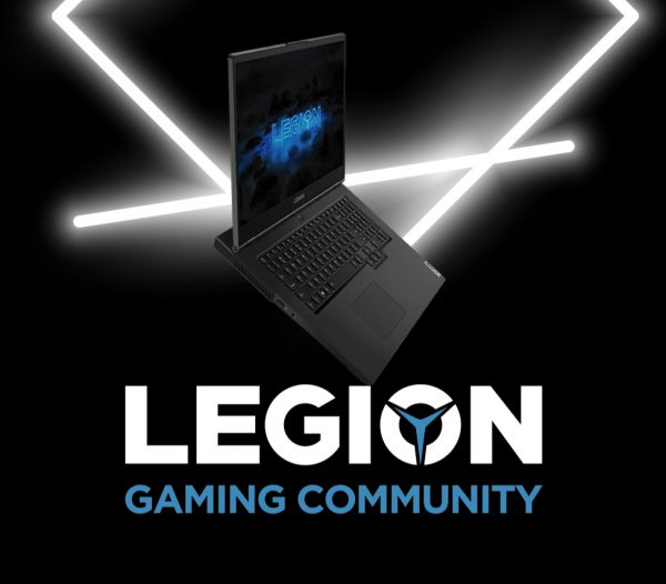 Lenovo: Let's Meet The Legion