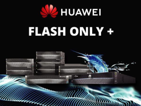 Huawei: OceanStor Dorado 3000 V6 & 5300 V5