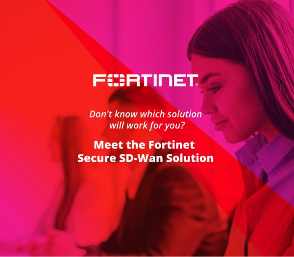 Fortinet: 5 Business Advantages of SD-WAN