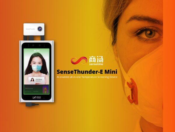 SenseThunder-E and SenseThunder-E Mini Thermal Facial Recognition Reader