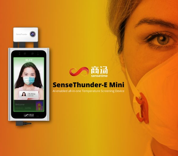 SenseThunder-E and SenseThunder-E Mini Thermal Facial Recognition Reader