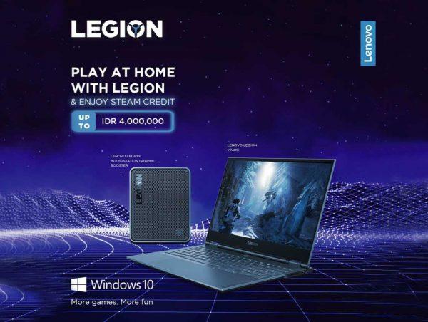 Legion Bonanza Promotion